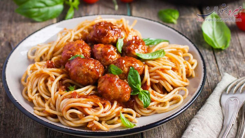 رستوران ایتالیایی در شیراز 🍝 معرفی بهترین غذای ایتالیایی شیراز