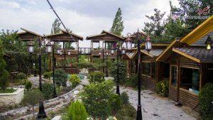 لیست باغ رستوران های شیراز