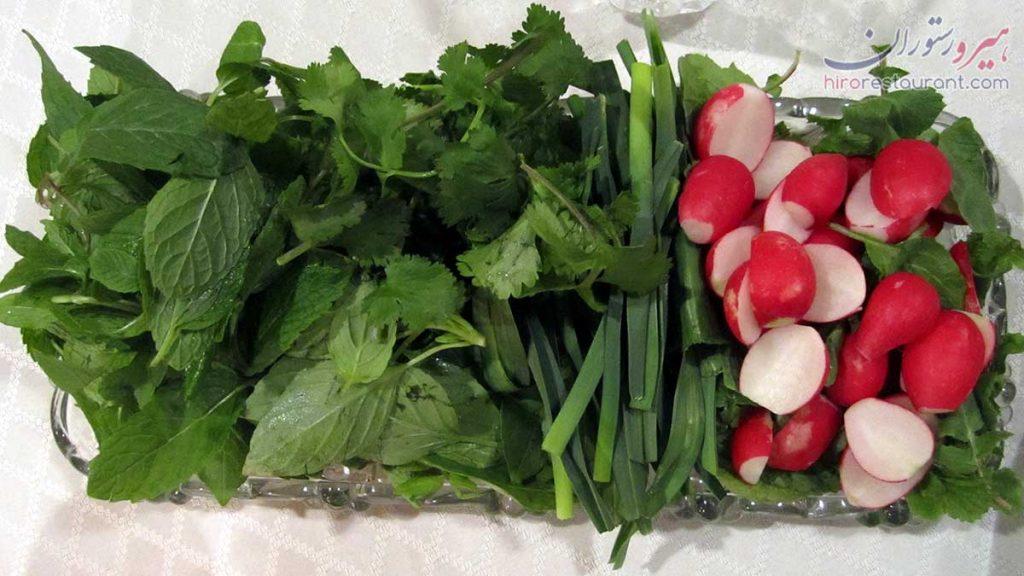 سبزی مارکت خوب در شیراز + معرفی بهترین سبزی مارکت شیراز