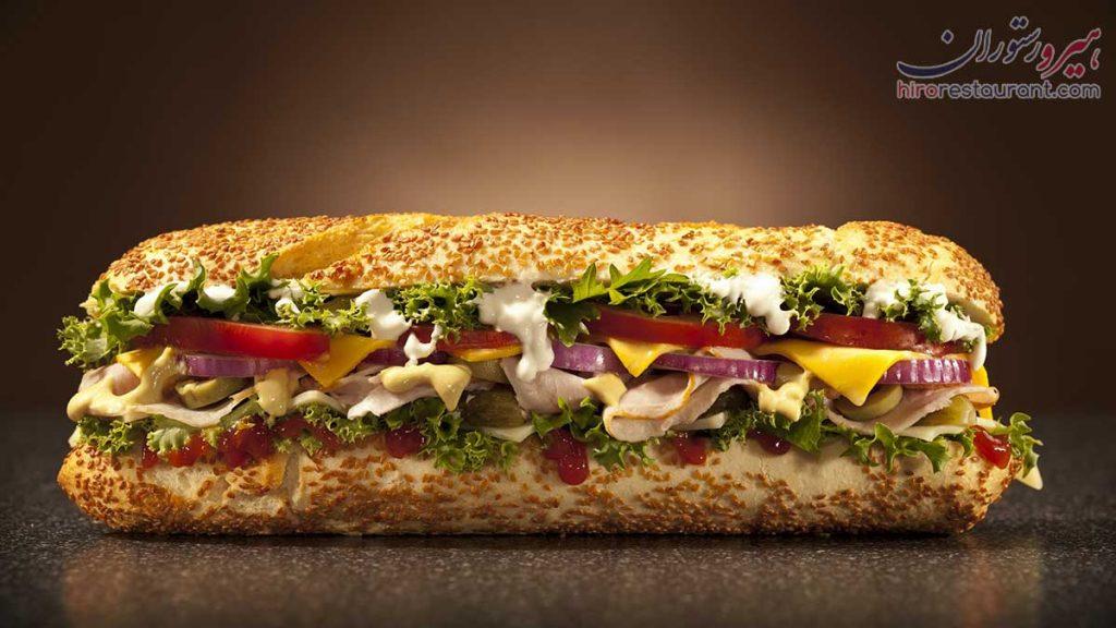 بهترین ساندویچی شیراز