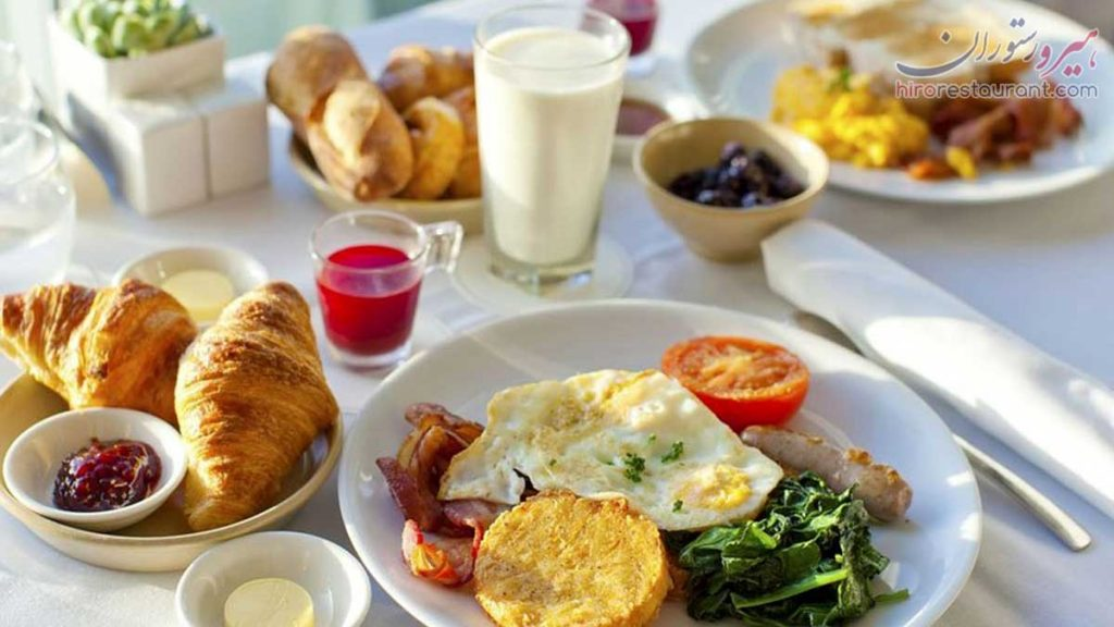 صبحانه خوب در شیراز 🧀 معرفی بهترین صبحانه شیراز