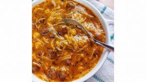 طرز تهیه سوپ کوفته یک سوپ خوشمزه ترکیه ای